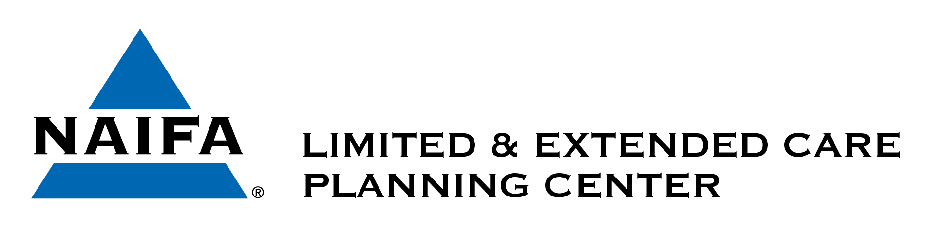 NAIFA's Limited and Extended Care Planning Center logo